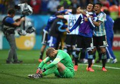 Argentina vs Netherlands - July 9, 2014 #wc2014 #worldcup #worldcup2014