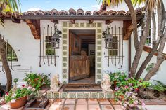 """Million Dollar Listing's"" John Barrymore Mansion! 