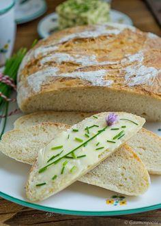 Anfänger Brot Kroatisches Weißbrot - Kruh 5