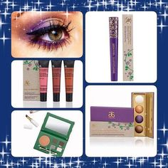 Pure Holiday 2014! Just a small sampling of Arbonne's limited edition holiday line. Get the look now: items sell out fast!