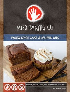 """Shipping is 100% Free! Nothing feels quite like """"home"""" more than the smell of warm spice cake wafting from the kitchen. Add pumpkin to create your own fragrant pumpkin spice muffins, or mix in shredde"""