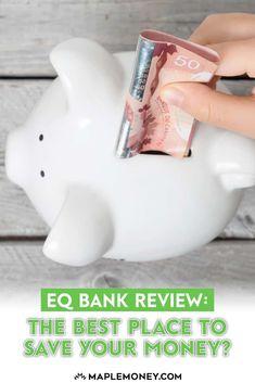 Money Safe, Save Your Money, Ways To Save Money, High Interest Savings Account, Best Bank Accounts, Savings Bank