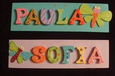 country madera para bebes - Buscar con Google Craft Business, Business Ideas, Baby Names, Letters, Frame, Crafts, Home Decor, Google, Alphabet