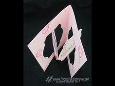 Barb Flip Card wit Framelites