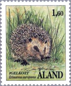 Michel-AX-44  #aland #stamps