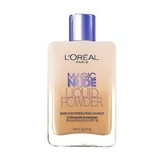 Loreal Magic Nude Liquid Powder - 310 Light Ivory ..... LOVE this! And it's cheap! Lol