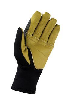 Musto Segelhandschuh L/F Performance amara Gloves Titanium Gr.XXL Bootsport
