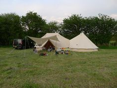 Bell Tent 6m Emperor Tent Reviews and Details Best Camping Hammock, Tent Reviews, Canvas Tent, Bell Tent, Campsite, Emperor, Glamping, Outdoor Gear, Happy