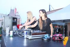 Nusha & Deborah de Luca - The Biggest Rooftop Party in Town - Iasi