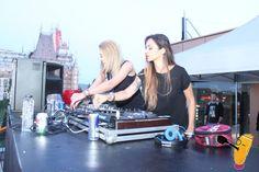 Nusha & Deborah de Luca - The Biggest Rooftop Party in Town - Iasi