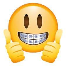 Geeky Braces Emoji Beverage Coaster - home gifts cool custom diy cyo Photo Girly, Emoji Christmas, Christmas Ornament, Christmas Holiday, Naughty Emoji, Emoji Keyboard, Emoji Movie, Funny Emoticons, Emoji Symbols