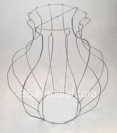 Topiary Forma Dla Roslin Formowanie Dzban 70cm 6214447112 Oficjalne Archiwum Allegro Topiary Metal Wire Boxwood Balls