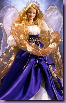 2000-Barbie Holiday Angel 1