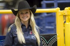 Barrel Racer Kaley Bass. Photo by Leah Horstman