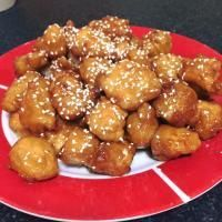 This isn't Chinese Take-Away this is Thermomix Honey Chicken