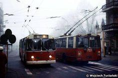 Krakowskie Przedmiescie lata 80. XX w.