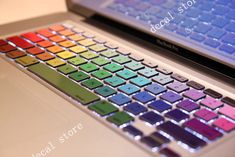 Macbook Keyboard Decal