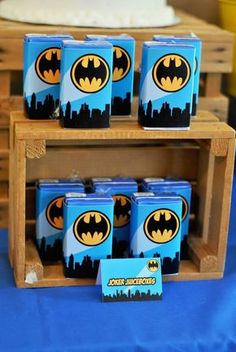 Lego Batman inspired birthday party via Kara's Party Ideas KarasPartyIdeas.com Party favors, cakes, recipes, printables, games, and more! #b...
