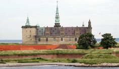 Kronberg Castle in Denmark was the inspiration for Elsinore in Hamlet. I've been, and it's extraordinary!