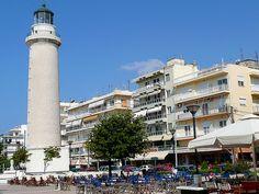 TRAVEL'IN GREECE I Lighthouse in #Alexandroupoli, #travelingreece