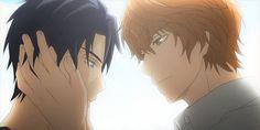 Yokozawa and Kirishima - Sekai-ichi Hatsukoi ~ The Case of Yokozawa Takafumi