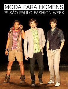 Editorial Moda Para Homens pós SPFW.