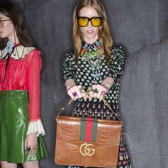 NEW POST: GUCCI Women's Spring Summer 2016