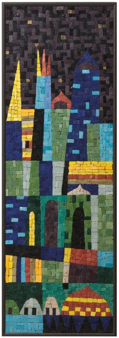 MID-CENTURIA : Art, Design and Decor from the Mid-Century and beyond: Evelyn Ackerman Mosaics