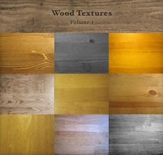 10 High Resolution Wood Textures Pack - http://www.welovesolo.com/10-high-resolution-wood-textures-pack/