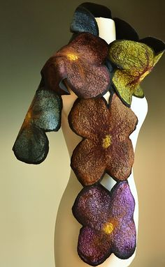 @Kris Lynch - this is the type of crafts we need to get into.  Felting that sells in the $250 range