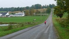 Racing Buggies in Amish Country — Bike Overnights