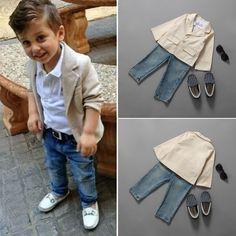 http://www.ebay.fr/itm/Enfants-Filles-Robe-de-Soiree-Garcon-ensembles-Tenue-plissee-Chemise-Pantalons/291622378725?_trksid=p2047675.c100009.m1982