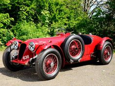 Aston Martin 1939