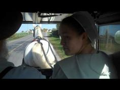 Amish Buggy Rides with Miriam Meyer