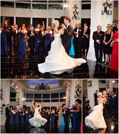 The Boston Harbor Hotel Wedding of Noelle   Joey with Janie Haas Events