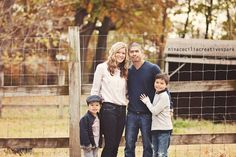 family pictures navy blue & cream