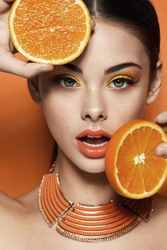 Vitamin C does so much for our bodies. Vitamin C does so much for our bodies. Fruit Photography, Color Photography, Creative Photography, Amazing Photography, Portrait Photography, People Photography, Beauty Makeup Photography, Beauty Shots, Fruit Shoot