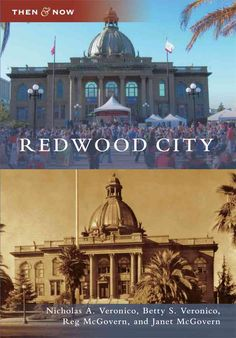 "Located midway on the San Francisco Peninsula, Redwood City's outstanding weather begat the motto, ""Climate Best by Government Test."" Once a Mexican rancho, Redwood City became the port for exporting"