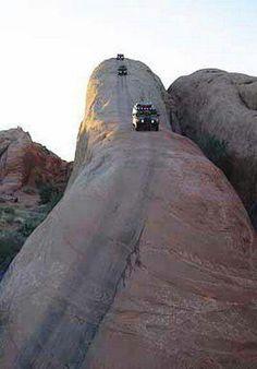 Off Road at Lions back! Moab, Utah.