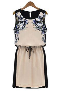 Kaylee Pretty in Print Dress www.auemay.com