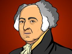 This founding father from Quincy, Massachusetts, was the second President of the U., and his writings on the principles of freedom and republicanism were unmatched. Fun Facts For Kids, Science For Kids, History Class, Us History, John Adams Presidency, Vice President, List Of Us Presidents, American Independence