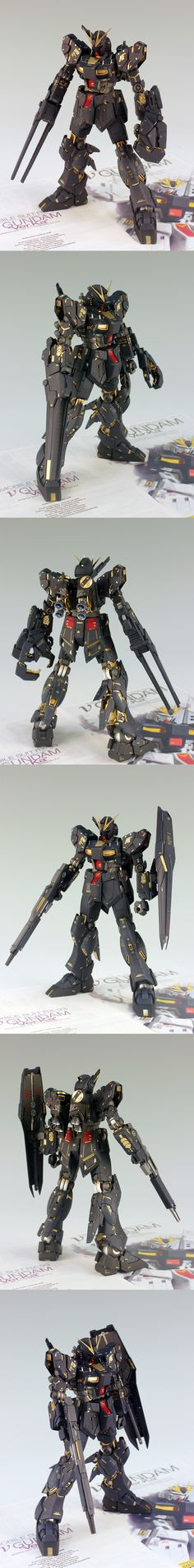 "MG 1/100 Nu Gundam Ver.Ka ""Bashee Destroy Custom"": Latest Work by [Team Sky] TORY. Full Photoreview (WIP too) Wallpaper Size Images 
