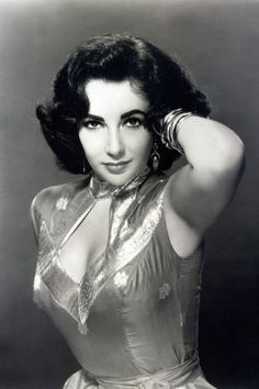Mandatory Credit: Photo by Moviestore Collection/Rex/REX USA (931858a) Elizabeth Taylor Film and Television