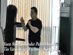 Tin Yat Thunder Palm Dummy 天一玄明震掌木人樁 - YouTube Kung Fu, Thunder, Tin, Palm, Videos, Youtube, Tin Metal, Video Clip, Youtube Movies