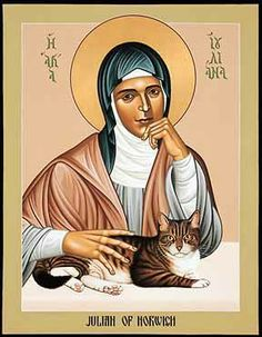 Image result for julian of norwich icons