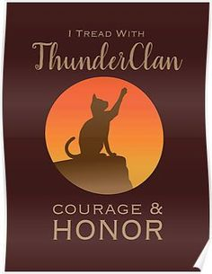 ThunderClan Pride Poster