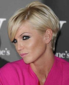 Best Short Hairstyles for Thick Hair - Nothing adds value to a ladies' looks like a cute thick haircut. Many ladies with long thick hair find it uncomfortable during summer time because long thick hair can keep lots of heat