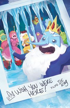 Adventure Time: Ice King #2 (of 6)