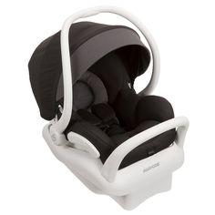 Maxi-Cosi Mico Max 30 Infant Car Seat- Devoted Black (White Base)