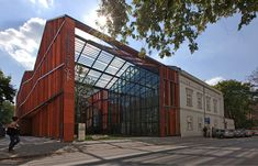 старое здание с новым: 11 тыс изображений найдено в Яндекс.Картинках